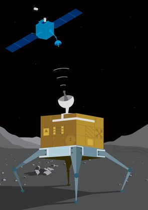 ESA ISRU on of  Resources on the Moon